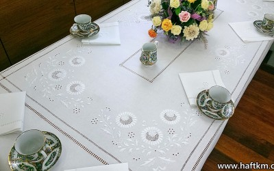 "Exclusive tablecloth ""Rosiczka"""